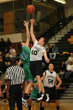 2008-2009 Centerville High School Boys Basketball