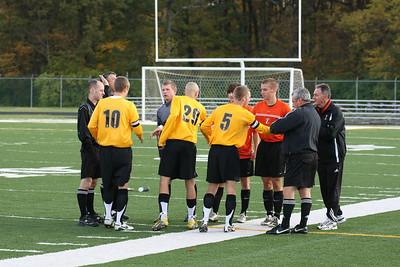 2008-10-25 Varsity vs Loveland at District Finals