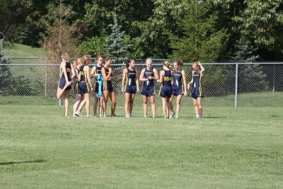 2008 Oakwood High School Girls Cross Country