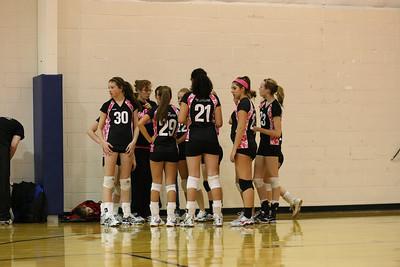 2009 AiR CiTY CHiCKS Girls Volleyball