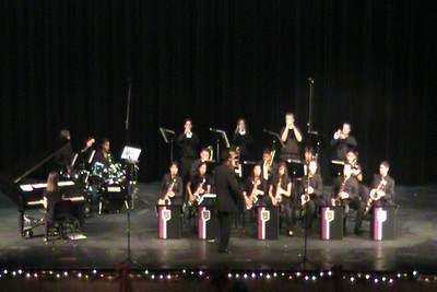 Winter Concert 2008 - Jazz Band - Sleigh Ride