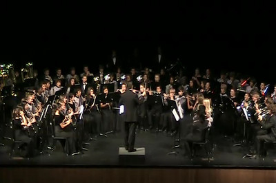 Fall 2008 Concert - Timber Creek Wind Ensemble and Concert Band - A Slavic Farewell