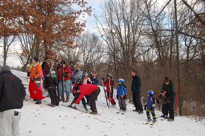 Christmas Training Camp: 2008