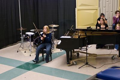 Prism Concert Dress Rehearsal