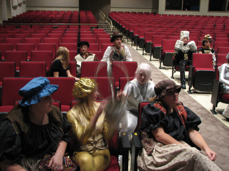 Rehearsal 2005