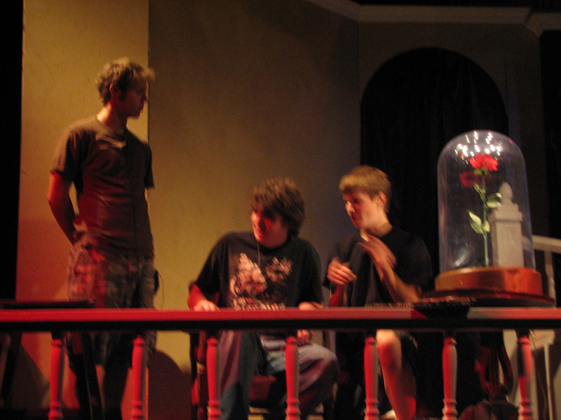 Rehearsal 168