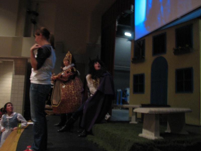 Rehearsal 2003