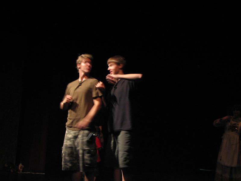Rehearsal 151