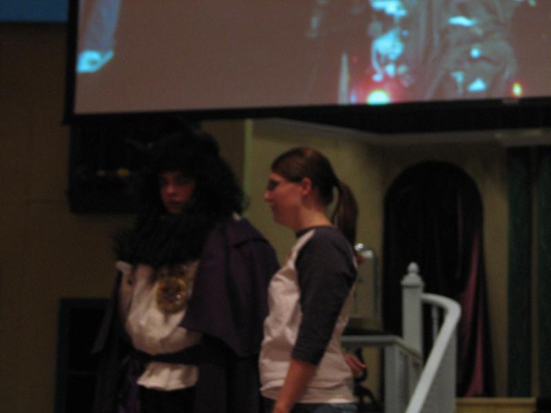 Rehearsal 2008
