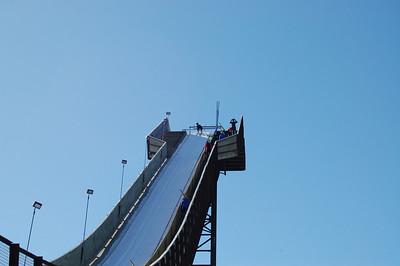 Minneapolis Ski Jumping Tournament:  February 28, 2009