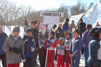 Norge Ski Club, Fox River Grove IL:  January 23 & 24, 2009