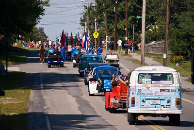 Allentown Parade 2008