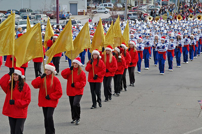 Derry Holiday Parade