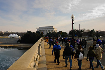 Inauguration Parade Trip - Day 3