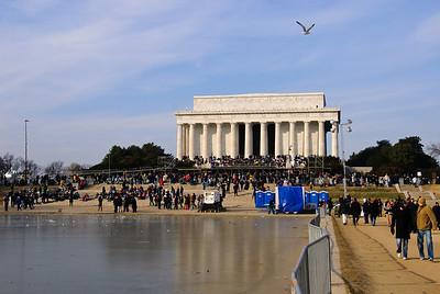 Inauguration Parade Trip - Day 3