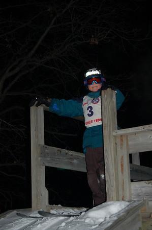 SPSC Springer Tournament:  Thursday January 22, 2009
