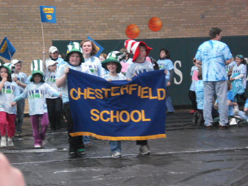 Chesterfield School at the Swanzey Regional.