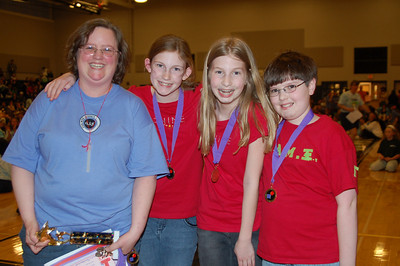 Grantham Village School,Instinct Messaging, Elementary Level, 1st Place.