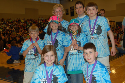 Hollis Elementary School, A New Angle, Elementary Level, 1st Place.