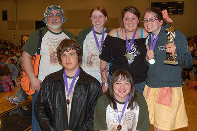 Monadnock Regional High School, A New Angle, Secondary Level, 1st Place.