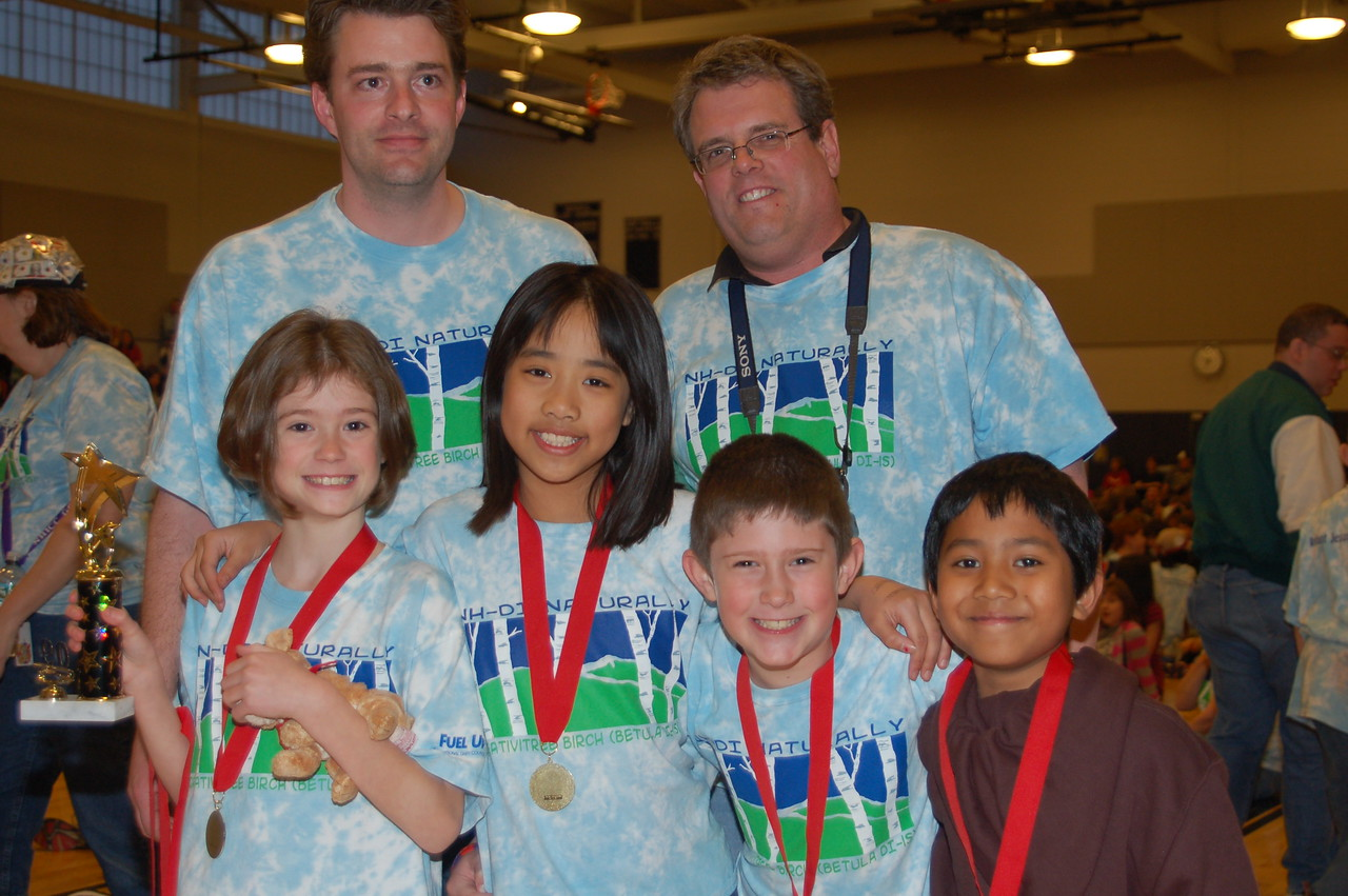 Garrison Elementary, A New Angle, Elementary Level, 2nd Place.