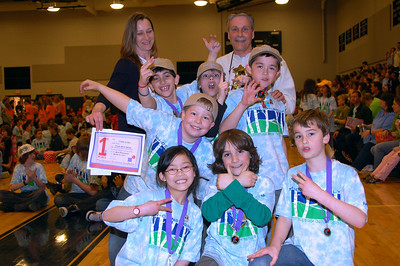 Lincoln Street School, ViDIo Lit Hits, Elementary Level, 1st Place.
