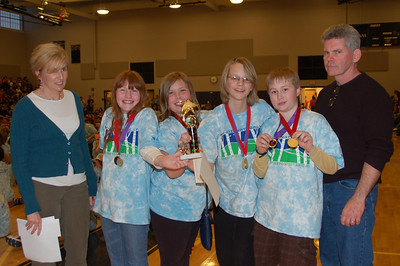 Cooperative Middle School, Stratham. Operation Cooperation, Middle Level, 2nd Place.