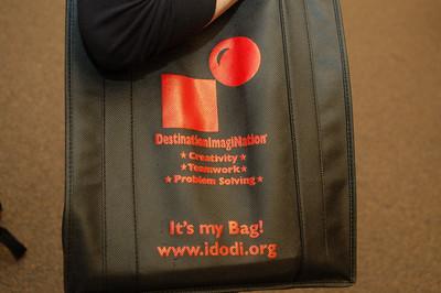 Destination ImagiNation shopping bags!