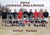 OHS Boys Golf Team 5x7