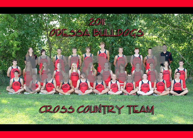 IMG_1371 OHS Cross Country Team 5x7