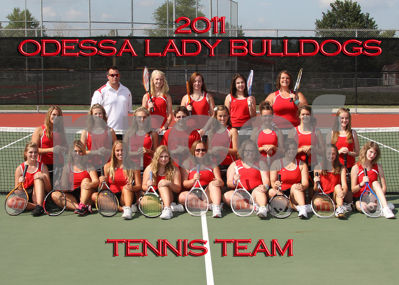 IMG_1304 OHS Girls Tennis Team 5x7