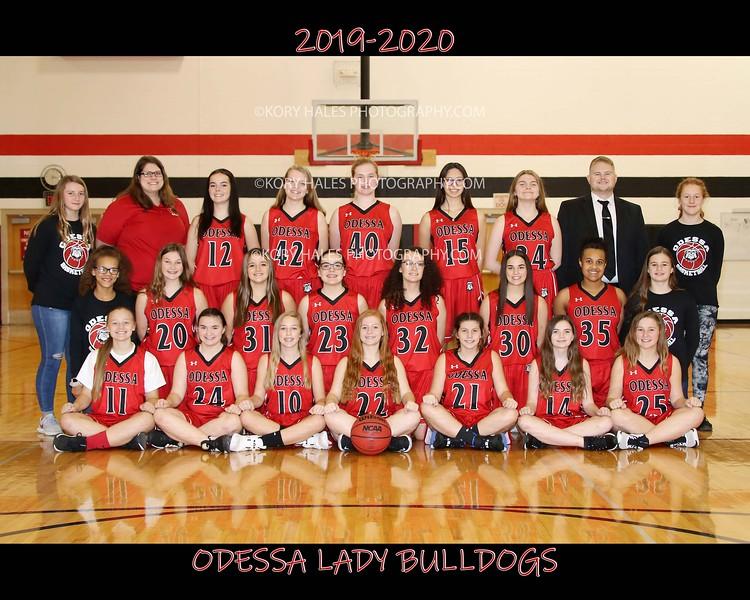 IMG_6488 OMS Girls Basketbal Team 16x20