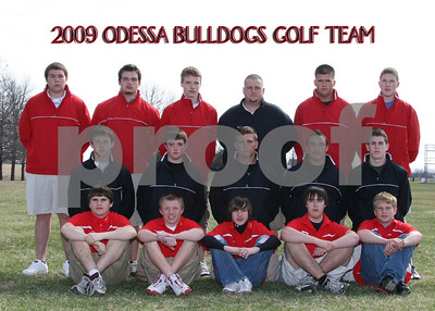 OHS 5x7 Golf Team