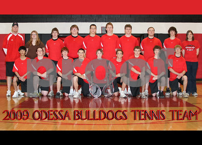 OHS 5x7 Tennis Team