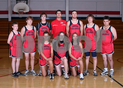 O Cross Country Team 5x7