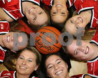 OHS Senior Girls Basketball Group 8x10