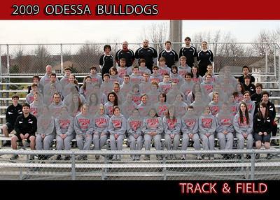 OHS 5x7 Track Team