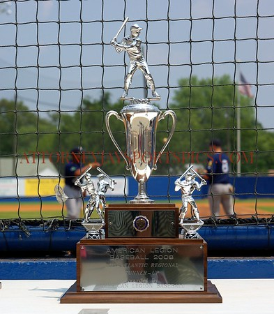 Runner-up trophy