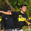 Zach (sp?) Stephan playing third base for the Brushtown Bulldogs, Fall Ball, 10/26/2008 (vs York Suburban).