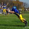 Kyle Hamlett scores touchdown for Kennard-Dale Rams (vs Susquehannock, 11/1/2008)
