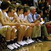 How many high school basketball teams having matching shoes?