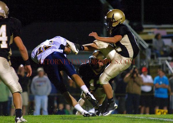 From Football 2010 09 17 Littlestwon 38 Delone Catholic 23