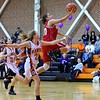 Bermudian Springs Eagle Paige Dennison. From Basketball 2010 12 15.