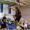 South Western Mustang Matt Hockenberry - From Basketball 2010 01 02 South Western 61 Littlestown 55