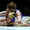 From 2010 02 04 Wrestling Spring Grove 39 Middleown 27. SG wrestler Jake Verheyen (top); Middletown: Jordan Murray