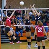 This and next photo from Volleyball 2010 09 14 Hanover 3 Bermudian Springs 0