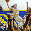 Littlestown Thunderbolt Austin Reynolds. From Basketball 2011 02 02 York Suburban 73 Littlestown 48.