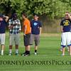 Looks like some Littlestown Thunderbolt celebrities. Logan Mummert, far left, Walker Howard, Ryan Kehr,  Blake Rippeon (Nike shirt), Dustin Hildebrand (WVU shirt).