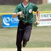 Evan Pickett, home run trot.