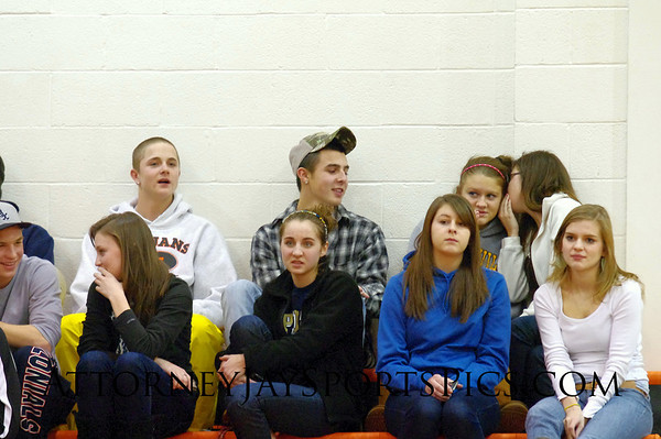 YS student section.